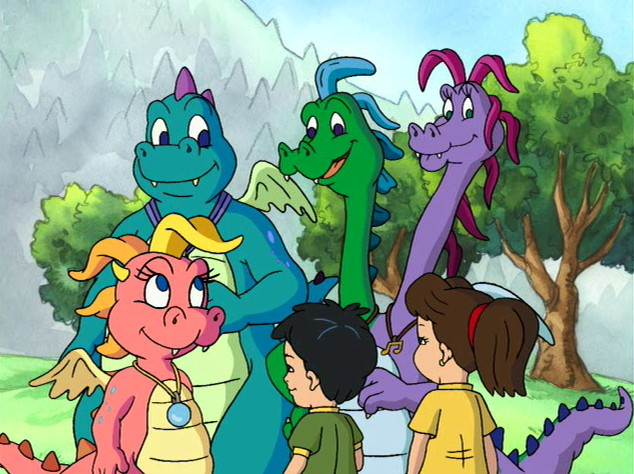 list of dragon tales episodes wikipedia