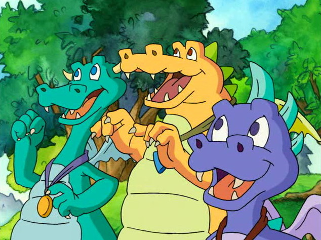 Dragon Tales Picture