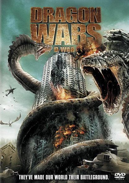 Dragon Wars - D-War (2007)  Dragon Wars Dragon