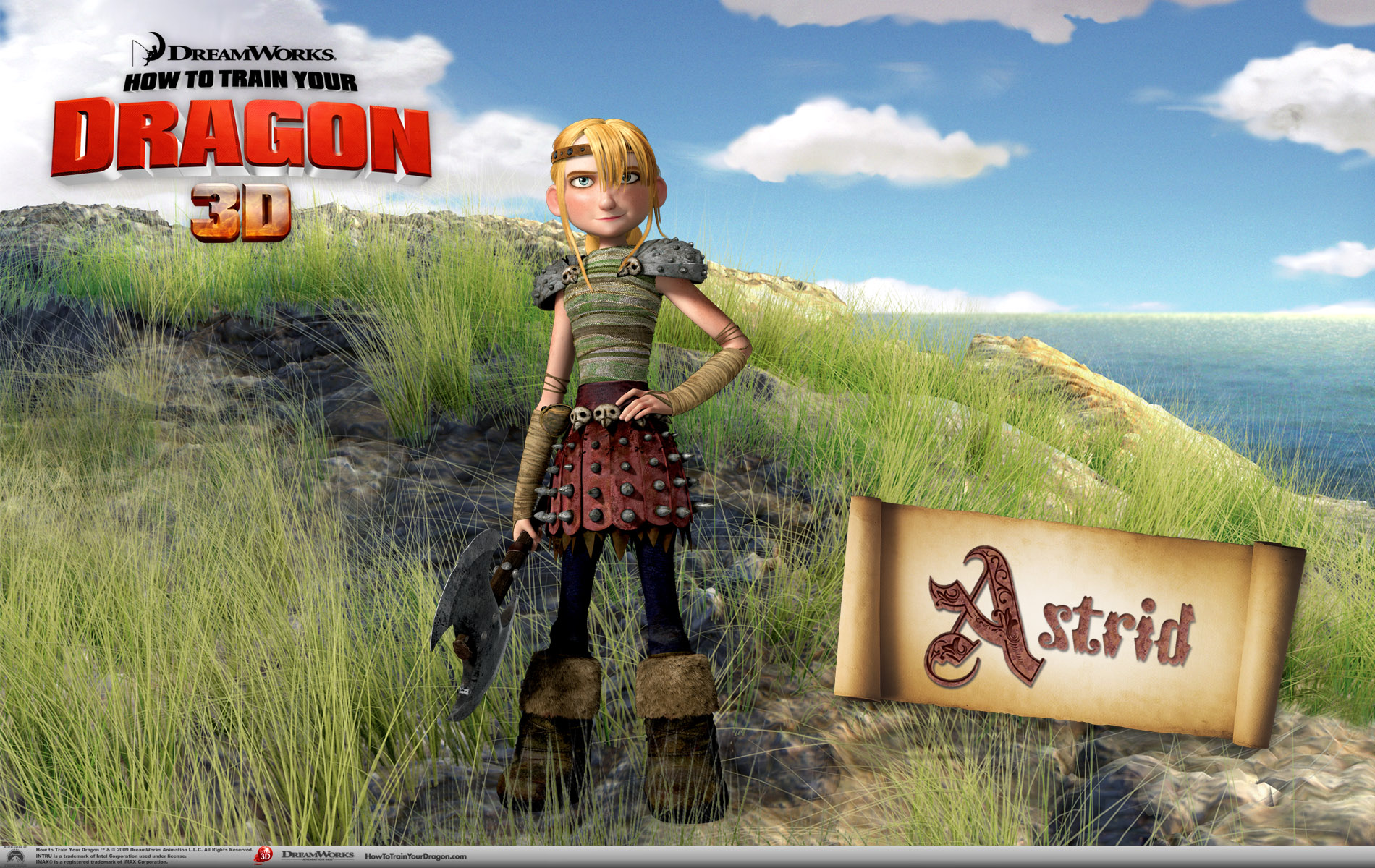 Free how to train your dragon astrid  hentai pics