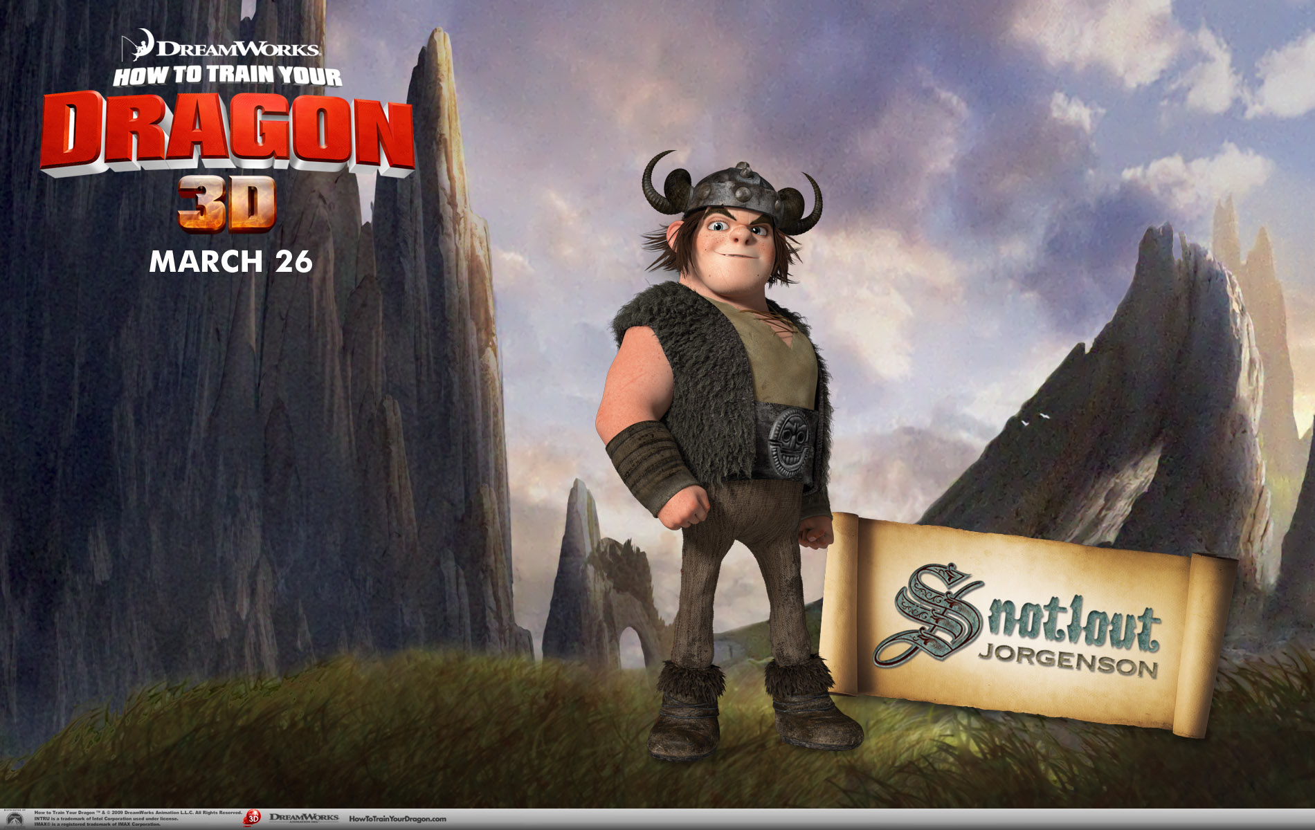 how to train your dragon march 26 3d games
