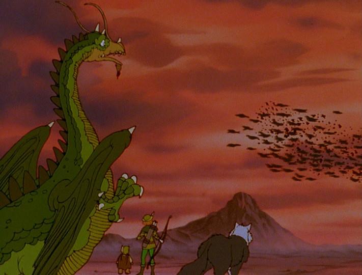 A Flight Of Dragons Full Movie