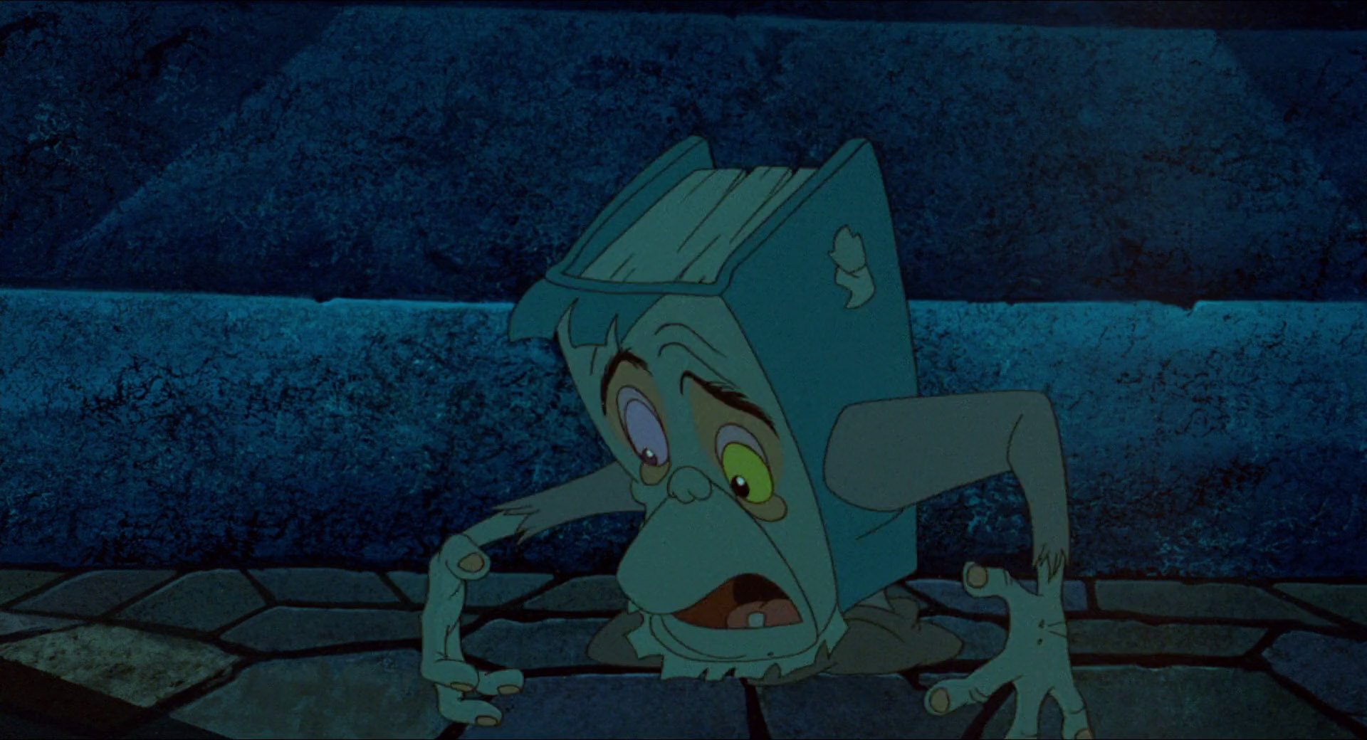 Pagemaster Dr Jekyll: The Pagemaster (1994